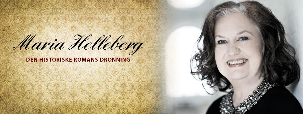 Maria Helleberg – Den historiske romans dronning